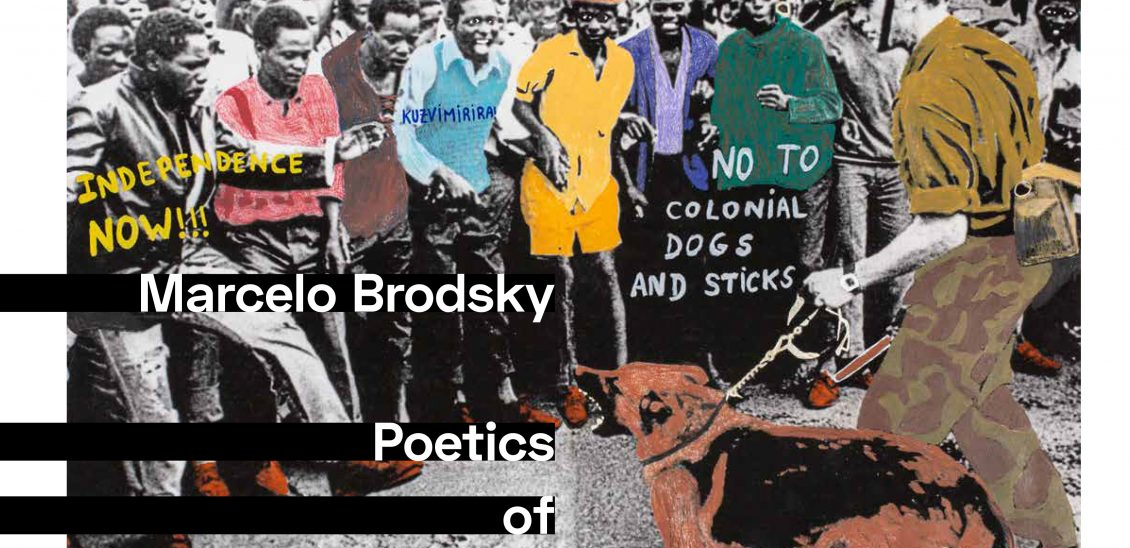 "Book signing | Marcelo Brodsky's ""Poetics of Resistance"""